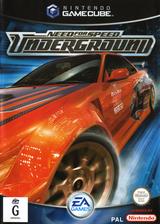 Need for Speed: Underground GameCube cover (GNDP69)
