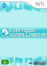 Everybody Votes Channel Channel cover (HAJP)