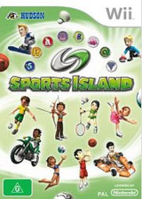 Sports Island Wii cover (RDXP18)