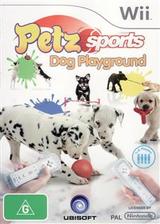 Petz Sports: Dog Playground Wii cover (RG8P41)