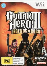 Guitar Hero III: Legends of Rock Wii cover (RGHP52)