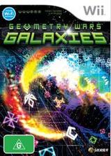 Geometry Wars: Galaxies Wii cover (RGLP7D)