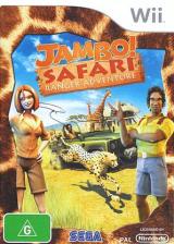 Jambo! Safari Wii cover (RJJP8P)