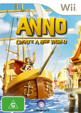 ANNO: Create a New World Wii cover (RN4P41)
