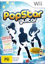 PopStar Guitar Wii cover (RVPPFS)