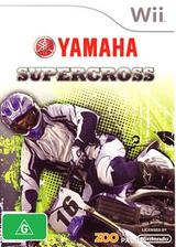 Yamaha Supercross Wii cover (RYXP7J)