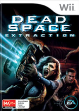 Dead Space: Extraction Wii cover (RZJP69)