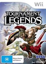 Tournament of Legends Wii cover (SGAP8P)