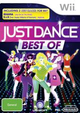 Just Dance: Best Of Wii cover (SJTP41)
