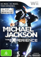 Michael Jackson: The Experience - Special Edition Wii cover (SMOY41)