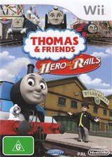 Thomas & Friends: Hero of the Rails Wii cover (ST4XNX)