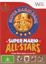 Super Mario All-Stars: 25th Anniversary Edition Wii cover (SVMP01)