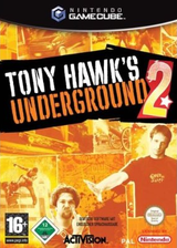 Tony Hawk's Underground 2 GameCube cover (G2TP52)