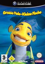 Grosse Haie: Kleine Fische GameCube cover (G9TD52)