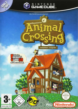 Animal Crossing GameCube cover (GAFP01)