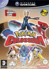 Pokémon Colosseum GameCube cover (GC6P01)