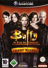 Buffy im Bann der Dämonen: Chaos Bleeds GameCube cover (GCQD7D)