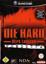 Die Hard: Vendetta GameCube cover (GDIX7D)