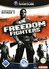 Freedom Fighters GameCube cover (GFDD69)