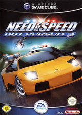 Need for Speed: Hot Pursuit 2 GameCube cover (GH2P69)