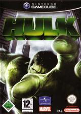 Hulk GameCube cover (GHKD7D)