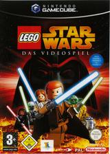 Lego Star Wars:Das Videospiel GameCube cover (GL5X4F)