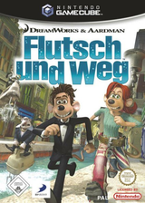 Flutsch und weg GameCube cover (GLHPG9)
