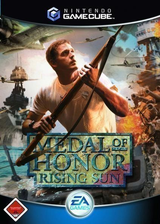 Medal of Honor: Rising Sun GameCube cover (GR8D69)