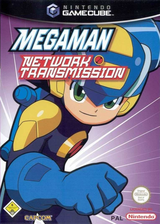 Mega Man Network Transmission GameCube cover (GREP08)
