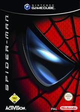 Spider-Man GameCube cover (GSMP52)