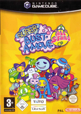 Super Bust-A-Move All Stars GameCube cover (GVMP41)