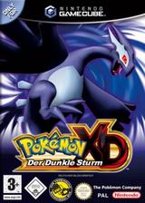 Pokémon XD: Der Dunkle Sturm GameCube cover (GXXP01)