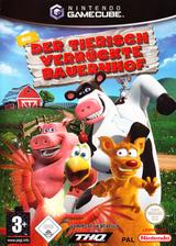 Der Tierisch Verrückte Bauernhof GameCube cover (GYAD78)