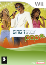 SingItStar Pop CUSTOM cover (POPPSI)