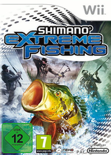 Shimano Extreme Fishing Wii cover (R39PNK)