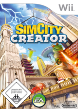 SimCity Creator Wii cover (R4CP69)