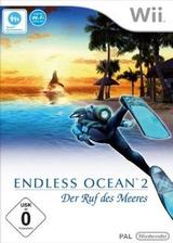 Endless Ocean 2: Der Ruf des Meeres Wii cover (R4EP01)
