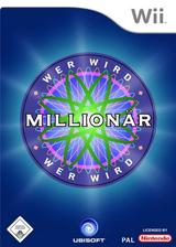 Wer wird Millionär Wii cover (R55P41)