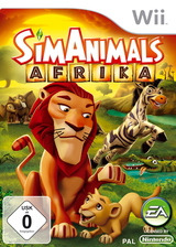 SimAnimals Afrika Wii cover (R7AP69)