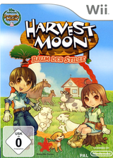Harvest Moon: Baum der Stille Wii cover (R84P99)