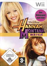Hannah Montana: The Movie Wii cover (R8HY4Q)