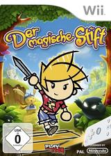 Der magische Stift Wii cover (R9DP78)