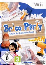 Brico Party: Werde Heimwerker-König Wii cover (R9EPNP)