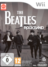 The Beatles: Rock Band Wii cover (R9JP69)