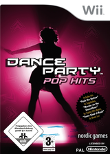 Dance Party - Pop Hits Wii cover (R9RPNG)