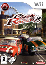 Classic British Motor Racing Wii cover (RBQPUG)
