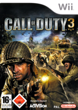 Call of Duty 3 Wii cover (RCDX52)