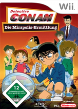 Detective Conan - Die Mirapolis Ermittlung Wii cover (RCOPNP)