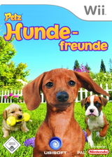Petz: Hundefreunde Wii cover (RDOP41)