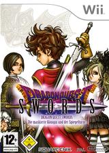 Dragon Quest Swords: Die maskierte Königin und der Spiegelturm Wii cover (RDQPGD)